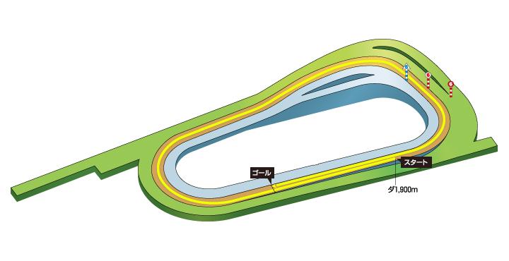 2019年 第26回平安ステークス コース特徴