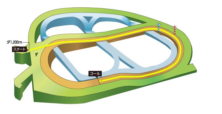 2018年 第11回 カペラステークス コース特徴
